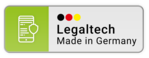Logo - Legaltech made in Germany